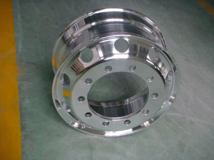 Bus aluminum wheel rims