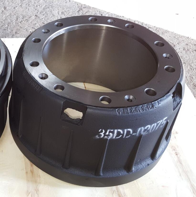 Heavy Duty Brake drum OEM 35DD02075